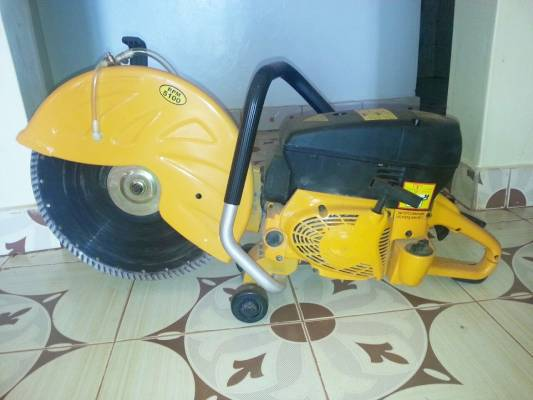 Hand Held Concrete Cutter